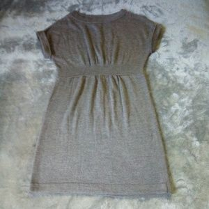 LOFT Dresses - Ann Taylor Loft MP gray sweater dress